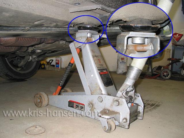 floor jack damaged the car floor!! - Page 2 - AudiWorld Forums